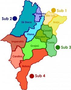 Sub Regionais
