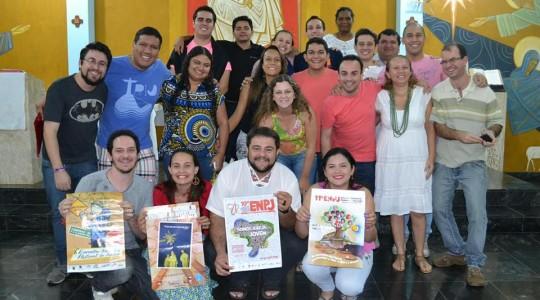 CNPJ e CNA celebraram a vida na Comunidade Marista de Taguatinga-DF