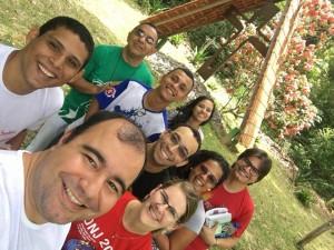 Coordenação e assessoria regional da PJ (Foto: Álvaro Pereira).