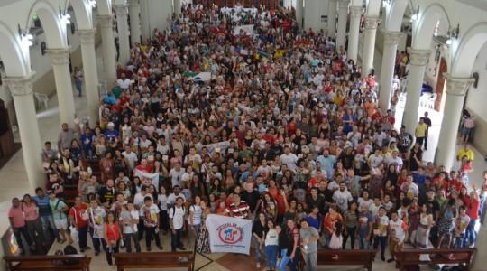 12º ENPJ se encerra no Acre (Foto: Paulo Santiago).