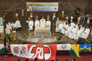 Celebração de Abertura foi realizada no Teatro da UFAC